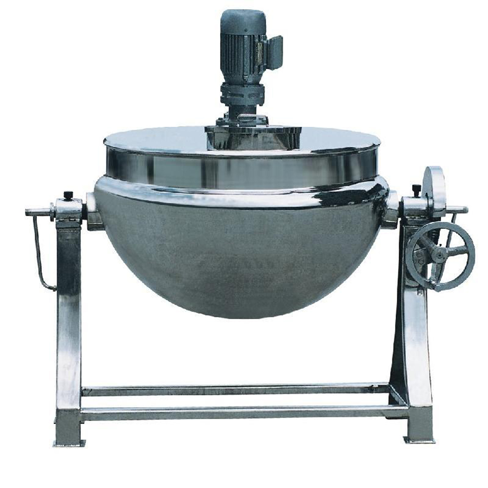 Tilting Type Jacketed Kettle
