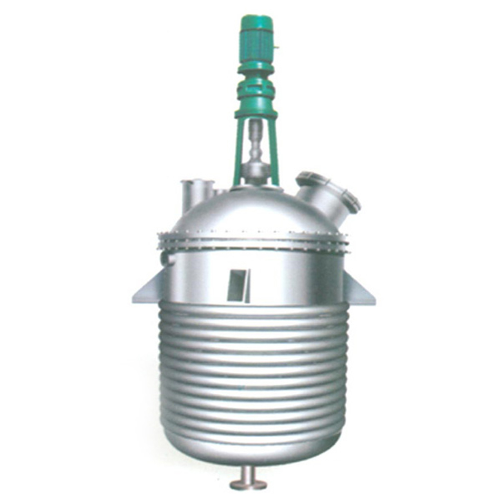Stainless Steel Reactor Tank