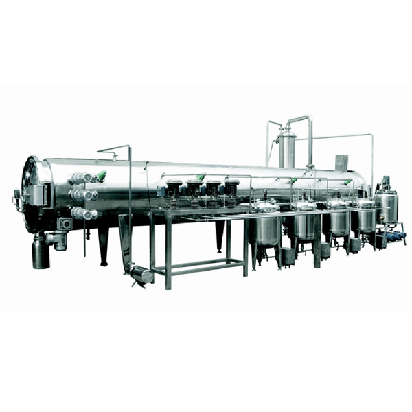 Low Temperature Vacuum Belt Dryer